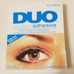DUO eyelash glue 2 for $10